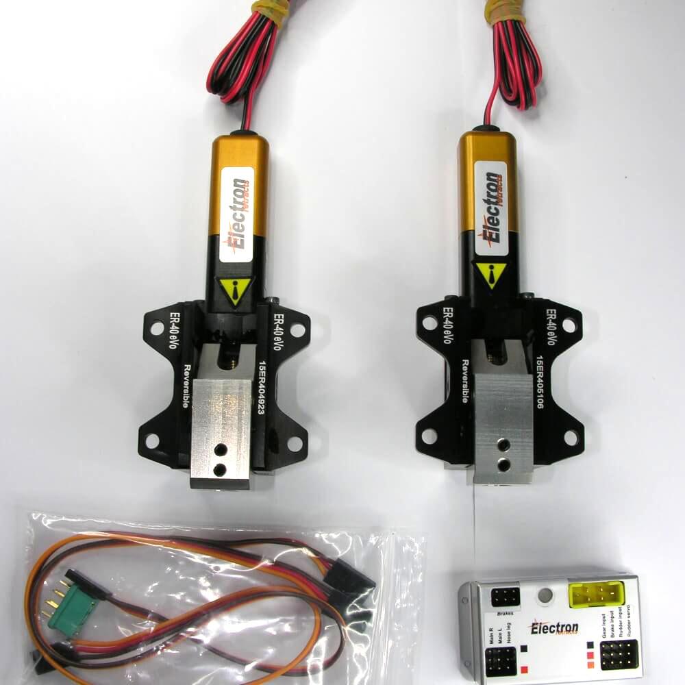 Electron Retracts, Xicoy Electronica SL
